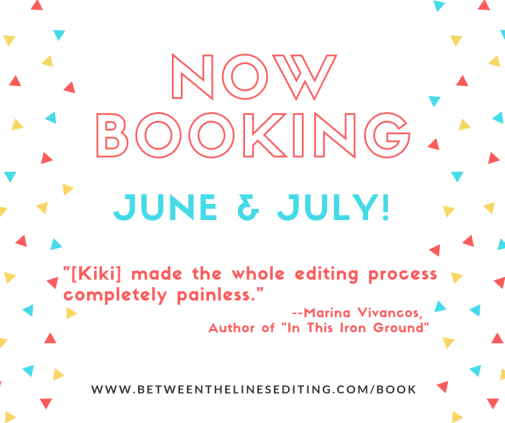 Now Booking June_July